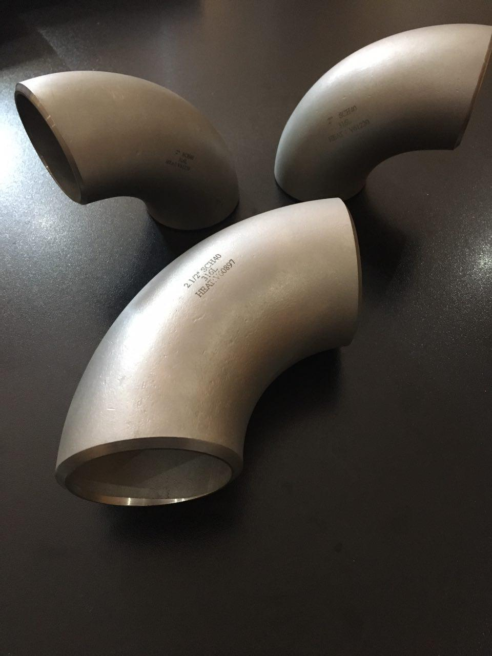 Elbow stainless steel
