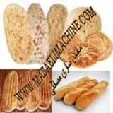 دستگاه بسته بندی نان شیرمال