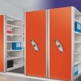 قفسه بایگانی ریلی/ فایل ریلی کتابخانه|